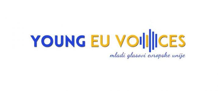 Prva oddaja Mladi evropski glasovi